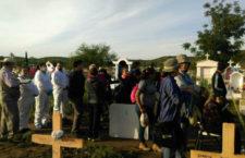 Colectivos de familiares de personas desaparecidas anuncian el inicio de exhumaciones en Coahuila
