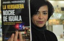 """""""México es uno de los lugares más peligrosos del mundo para ejercer el periodismo; yo tengo que vivir con escoltas las 24 horas del día"""": Anabel Hernández, periodista"""