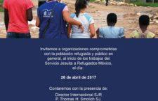 Presentación del Servicio Jesuita a Refugiados