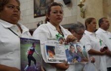 Inicia la Caravana Internacional de Búsqueda de Desaparecidos de Coahuila consiguiendo acuerdo para banco genético