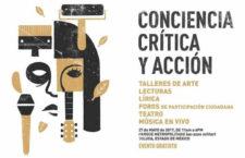 """Jornada """"Conciencia crítica y acción"""""""