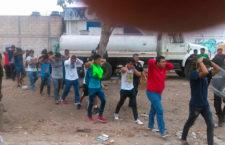 Liberados 236 normalistas detenidos durante protestas contra la reforma educativa en Chiapas