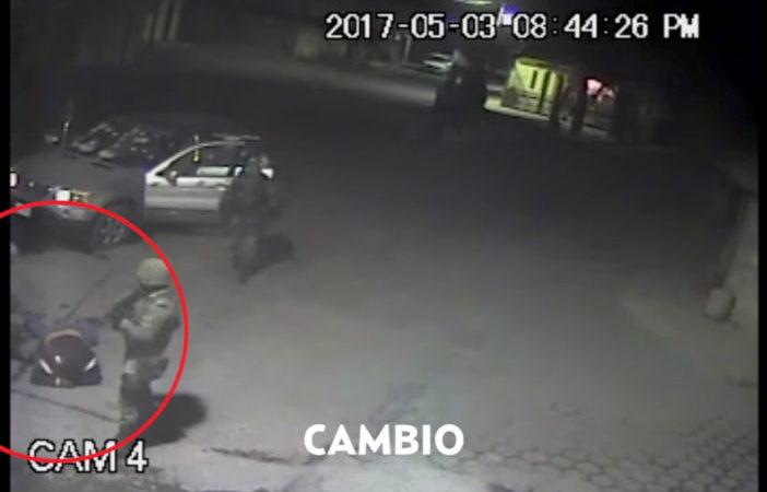 Todos los indicios señalan que miembros del ejército cometieron ejecución extrajudicial en Palmarito: AI