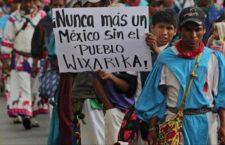 ONU-DH condena los asesinatos de defensores indígenas de Jalisco y Chiapas