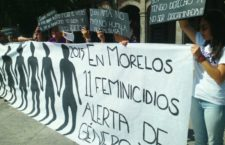 No puede levantarse la Alerta de Violencia de Género en Morelos, advierte ONG