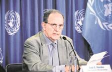 """""""Lo que importa es hacer cumplir la ley antitortura, porque si no la usan puede ser letra muerta"""": Juan Méndez, ex relator de la ONU"""