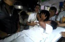 Ingresan en estado de gravedad a enfermera en huelga de hambre en Chiapas