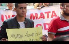 Video | Exigen presentación con vida del periodista michoacano Salvador Adame