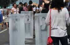 'Dejemos de sepultarnos entre compañeros porque nos queremos vivos': reporteros en 5 aniversario del asesinato de Regina Martínez