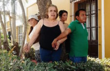 Habitantes del Centro Histórico de Mazatlán protestan contra ecocidio