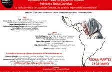 """Foro Internacional """"Las Madres de la Plaza de Mayo en México"""""""