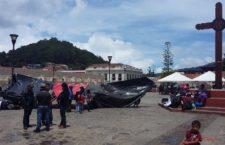 Protestan en San Cristóbal por altos cobros de luz