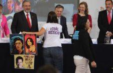 Periodistas premiados denunciaron asesinatos de colegas y feminicidios