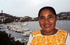 Balean en Guerrero a locutora indígena Marcela de Jesús Natalia