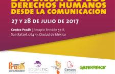 Taller de Defensa de los Derechos Humanos desde la Comunicación