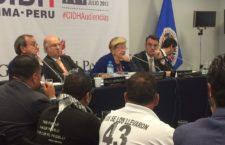Ayotzinapa: autoridades reconocen elementos que confirman imposibilidad de la verdad histórica
