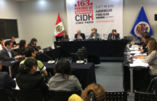 #AudienciasCIDH | Rechaza familia Guzmán Cruz solución amistosa por desaparición forzada y pide Informe de Fondo
