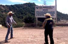"""""""Aquí nacimos y aquí nos vamos a morir"""": habitantes de La Colorada ante despojo de minera"""