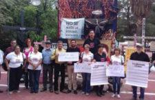 """""""Hoy exigimos que no pase un mes más sin tener resultados claros en el caso de Miroslava"""": periodistas de Chihuahua"""