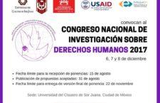 Congreso Nacional de Investigación sobre Derechos Humanos