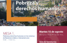 VI Jornada Pública | Pobreza y Derechos Humanos
