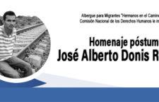 Invitación | Homenaje póstumo a José Alberto Donis Rodríguez