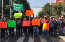 Campesinado protesta frente a Sagarpa y bloquean Cuauhtémoc