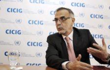 Alarma en América por expulsión de presidente de la comisión contra la impunidad en Guatemala