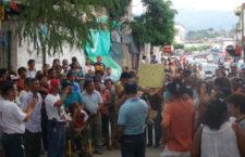 """Declaran a Peña Nieto """"persona non grata"""" en Chiapa de Corzo en el Día Internacional de los Pueblos Indígenas"""