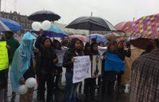 Toluca se levanta en contra de los feminicidios