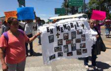 """""""¡Oaxaca no está en paz!"""": habitantes de San Pedro Mártir Quiechapa"""