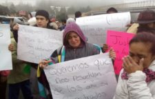 Bloqueo en la México-Toluca: vecinos denuncian detenciones arbitrarias