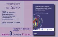 Presentación de libro | Metodologías de investigación, búsqueda y atención a las víctimas