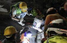 Rescate en Chimalpopoca, centro de CDMX | Heriberto Paredes
