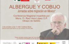 Jornadas sobre migración en México
