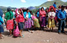 Exigen comunidades de La Montaña de Guerrero dotación de granos pactados