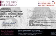 Conferencia | Desafíos para las políticas educativas en América Latina
