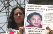 Organizaciones presentan denuncia ante la ONU por desapariciones de niños y niñas