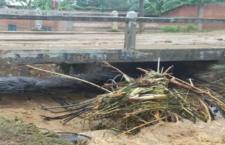 Solicita comunidad de Magdalena Teitipac, Oaxaca, apoyo por desborde del Río Grande