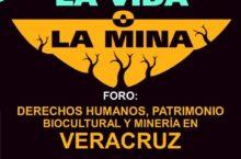 Conferencia protección para periodistas | Foro Veracruz sobre minería