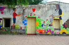 Artistas plásticos vuelven a las calles de Oaxaca y Morelos para reconstruir el legado cultural