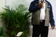 """""""La mayoría de pobladores no queremos proyectos mineros. Cómo es posible que tengamos gobiernos con conciencias tan deshonestas"""": Ascención Sánchez, habitante de Actopan, Veracruz"""