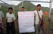 ONU-DH México visita zonas afectadas por sismos en Istmo de Tehuantepec