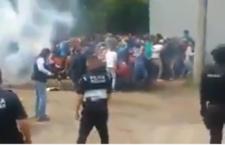 Denuncian ONG que represión del gobierno de Michoacán contra normalistas viola derechos fundamentales