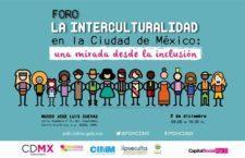 Foro La Interculturalidad en la Ciudad de México