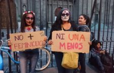 Marcha de las Catrinas, protesta para exigir un alto a los feminicidios