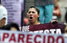 """""""Es una red de complicidades. La delincuencia organizada patrocinó a gobernadores"""": Lucía, madre de desaparecido en Veracruz"""