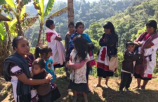 """""""Que el gobierno nos de seguridad y que nos garantice el libre tránsito en nuestras comunidades"""": Efraín López, desplazado de Chalchihuitán"""