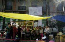 Piden atención urgente para familias otomíes damnificadas por el sismo