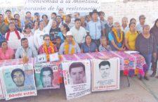 """""""Estas épocas de injusticia definitivamente son inaceptables"""": Relatora de la ONU a familias de Ayotzinapa"""